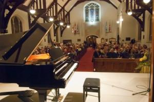 Piano,Music Festival,2013,Mary Magdalene