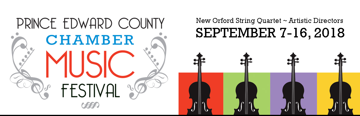 Prince Edward County Chamber Music Festival