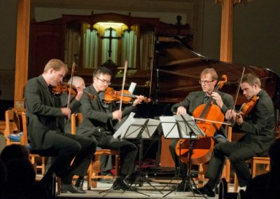 'Scales of Joy and Sorrow', New Orford String Quartet, 2012