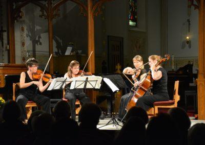 2016, Lafayette String Quartet