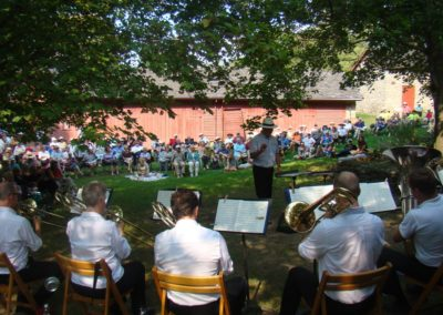 Brass in the Park, 2017, Hannaford Street Silver Band