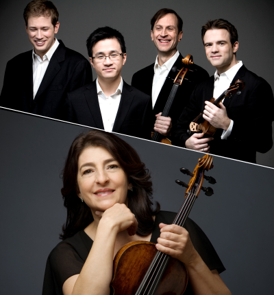 HOME - Prince Edward County Chamber Music Festival
